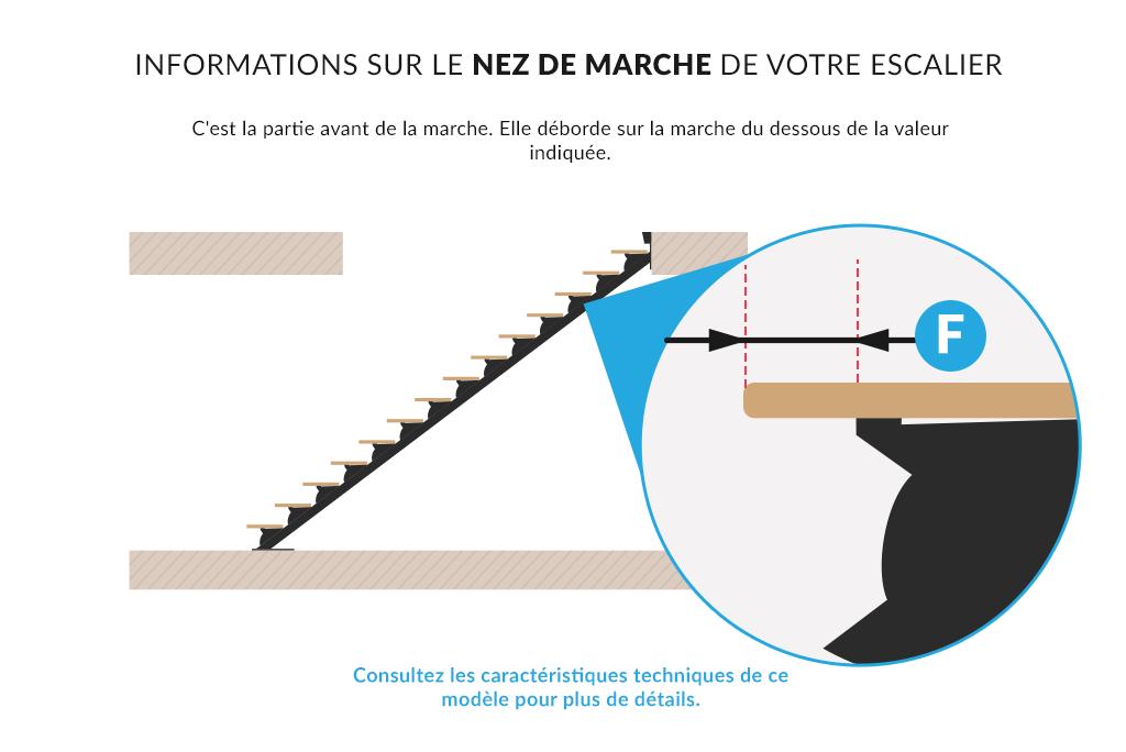 escalier int rieur droit rampe marche verre do it yourself. Black Bedroom Furniture Sets. Home Design Ideas