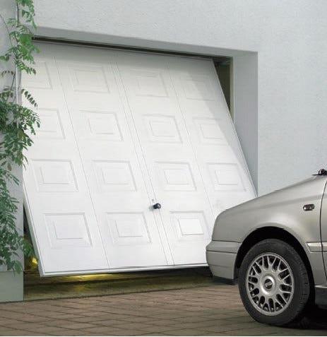 Motorisation porte de garage motostar by came domustar uni 10 mister menuiserie - Mecanisme porte de garage ...